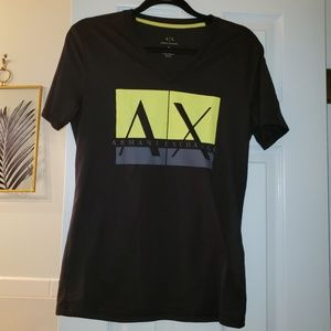 Like New Armani Exchange Tee